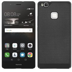 Husa Senno Rock Slim Air Plastic, Huawei P9-Black