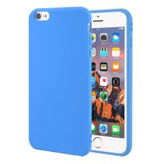 Husa Senno Pure Flex Slim Matte TPU, Apple iPhone 6 Plus/6S Plus-Light Blue
