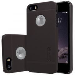 Husa Nillkin Super Frosted Shield, Apple iPhone 5C-Brown