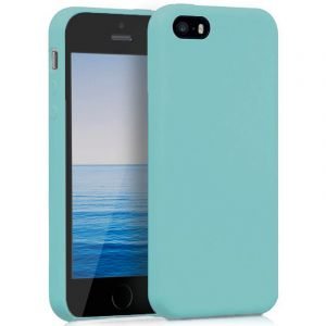 Husa Senno Neo Full Silicone, Apple iPhone 5/5S/SE-Light Blue