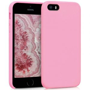 Husa Senno Neo Full Silicone, Apple iPhone 5/5S/SE-Pink