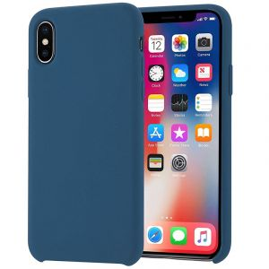 Husa Senno Neo Full Silicone, Apple iPhone X/XS-Blue
