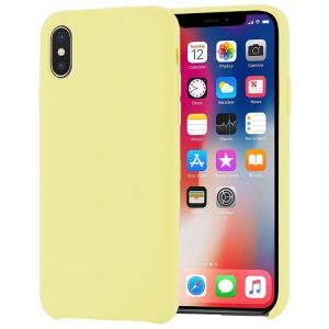 Husa Senno Neo Full Silicone, Apple iPhone X/XS-Yellow