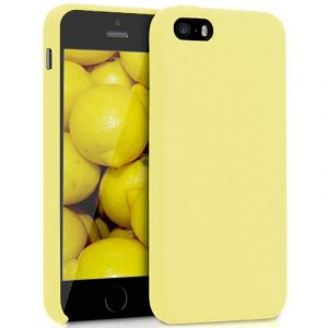 Husa Senno Neo Full Silicone, Apple iPhone 5/5S/SE-Yellow