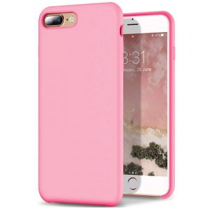 Husa Senno Neo Full Silicone, Apple iPhone 7 Plus/8 Plus-Pink