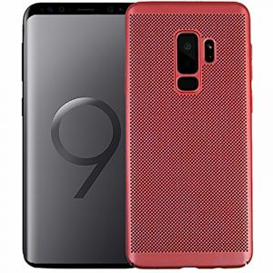 Husa Senno Rock Slim Air Plastic, Samsung S9 Plus-Red