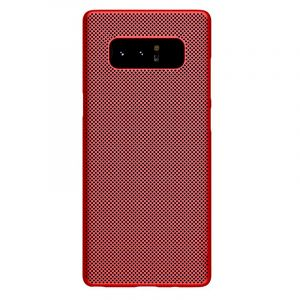 Husa Senno Rock Slim Air Plastic, Samsung Note 8-Red