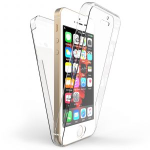 Husa Senno Pure Flex Slim 360 TPU, Apple iPhone 5/5S/SE