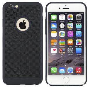 Husa Senno Rock Slim Air Plastic, Apple iPhone 6/6S-Black