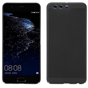 Husa Senno Rock Slim Air Plastic, Huawei P10 Plus-Black
