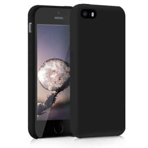 Husa Senno Neo Full Silicone, Apple iPhone 5/5S/SE-Black
