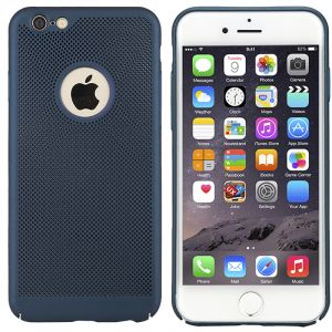 Husa Senno Rock Slim Air Plastic, Apple iPhone 6/6S-Dark Blue