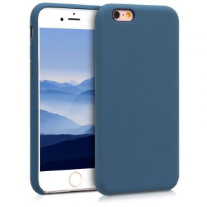 Husa Senno Neo Full Silicone, Apple iPhone 6/6S-Blue
