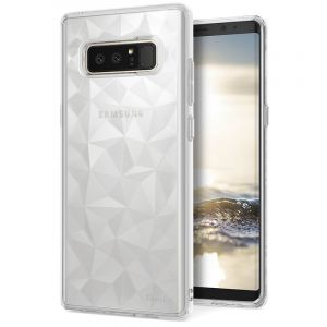 Husa Senno Pure Flex Slim Diamond TPU, Samsung Note 8-Transparent