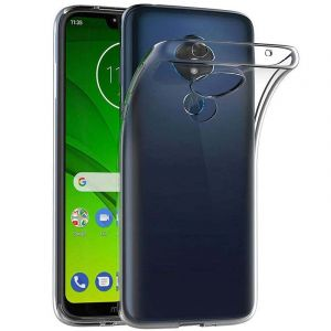 Husa Senno Pure Flex Slim TPU 0.8mm, Motorola Moto G7 Power