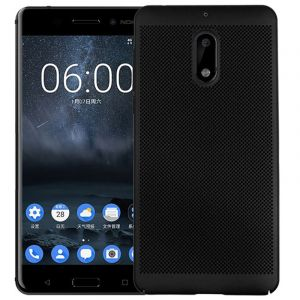 Husa Senno Rock Slim Air Plastic, Nokia 3-Black