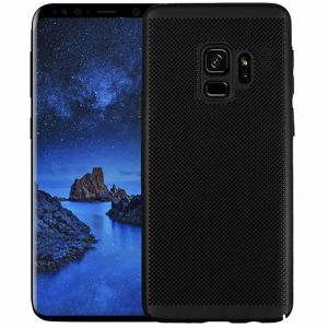Husa Senno Rock Slim Air Plastic, Samsung S9-Black