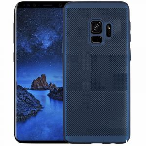 Husa Senno Rock Slim Air Plastic, Samsung S9-Dark Blue