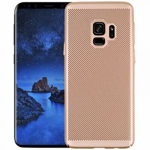 Husa Senno Rock Slim Air Plastic, Samsung S9-Gold