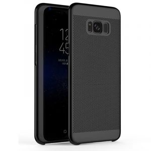 Husa Senno Rock Slim Air Plastic, Samsung S8 Plus-Black