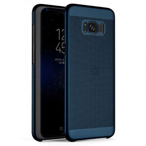 Husa Senno Rock Slim Air Plastic, Samsung S8 Plus-Dark Blue