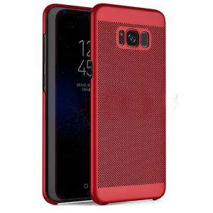 Husa Senno Rock Slim Air Plastic, Samsung S8 Plus-Red