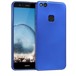 Husa Senno Pure Flex Slim Matte TPU, Huawei P10 Plus-Light Blue