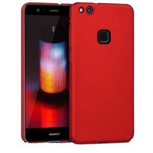 Husa Senno Pure Flex Slim Matte TPU, Huawei P10 Plus-Red