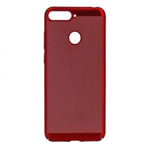 Husa Senno Rock Slim Air Plastic, Huawei P8 Lite 2017-Red