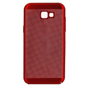 Husa Senno Rock Slim Air Plastic, Samsung A7 2017-Red