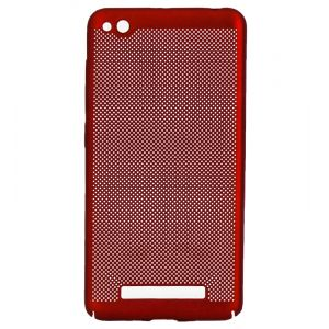 Husa Senno Rock Slim Air Plastic, Xiaomi Redmi 4A-Red