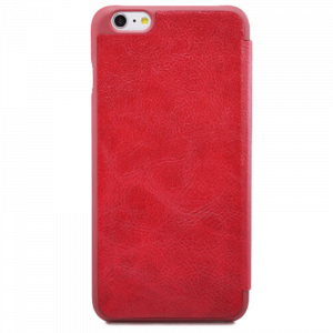 Husa Nillkin Qin, Apple iPhone 6/6S-Red