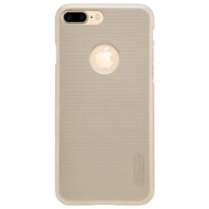 Husa Nillkin Super Frosted Shield, Apple iPhone 7 Plus/8 Plus-Gold