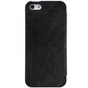Husa Nillkin Qin, Apple iPhone 5/5S/SE-Black