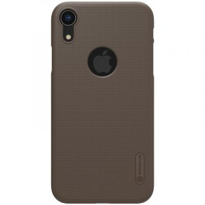 Husa Nillkin Super Frosted Shield, Apple iPhone XR-Brown