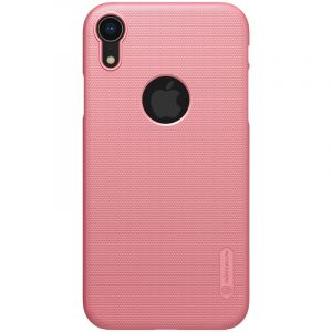 Husa Nillkin Super Frosted Shield, Apple iPhone XR-Light Pink