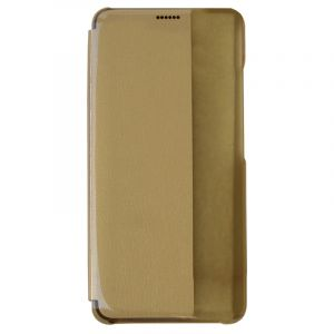 Husa Senno Tip Flip Partial View Cover, Huawei Mate 10 Pro-Gold