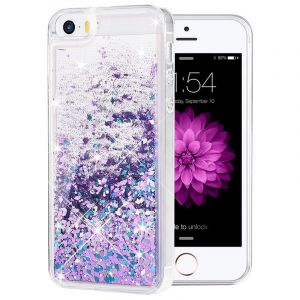 Husa Senno Magic Jelly, Apple iPhone 5/5S/SE-Purple