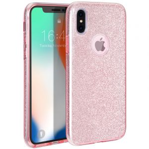 Husa Senno Magic Glitter, Apple iPhone X/XS-Pink