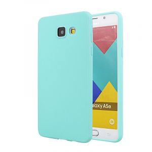 Husa Senno Pure Flex Slim Matte TPU, Samsung A7 2017-Light Blue
