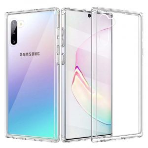 Husa Senno Pure Flex Slim TPU 0.8mm, Samsung Note 10 Plus