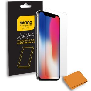 Folie protectie Senno Def SE, Apple iPhone X/XS