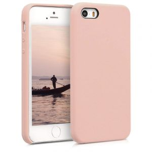 Husa Senno Neo Full Silicone, Apple iPhone 5/5S/SE-Light Pink